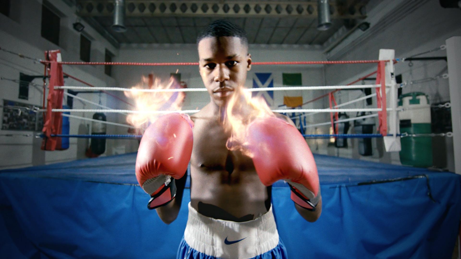 NIKE 'Boxer' Social Loop